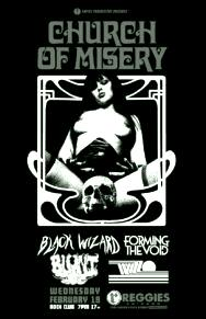 Feb 19 Church Of Misery